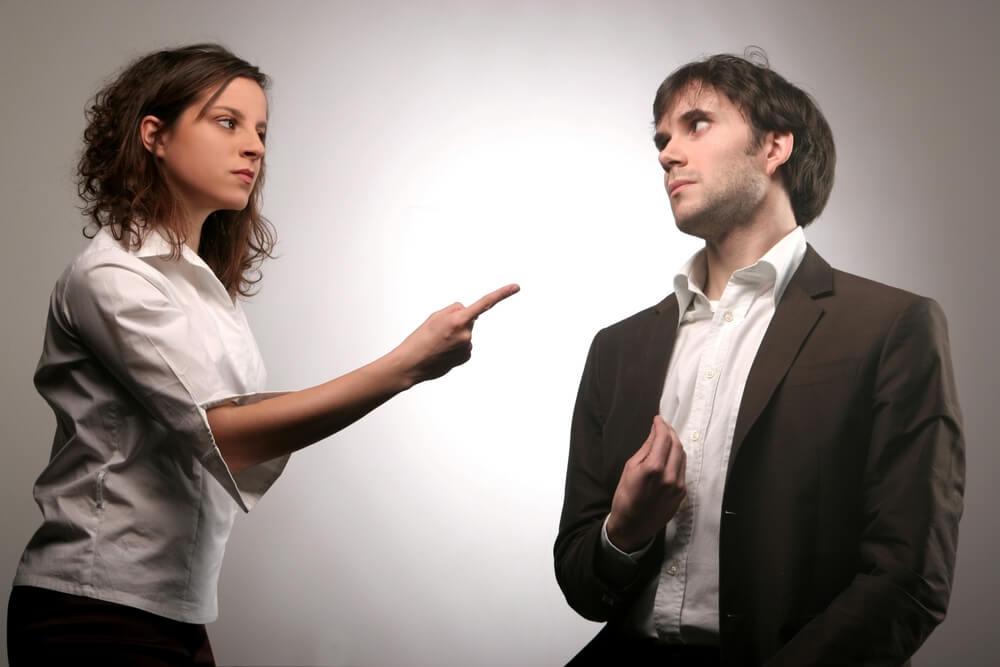 семейные конфликты