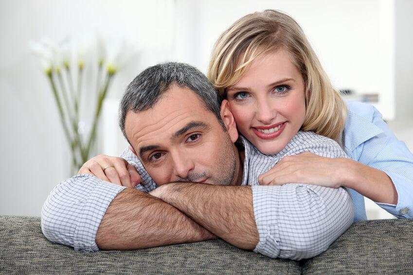 Потребность в сексе мужчин за 50