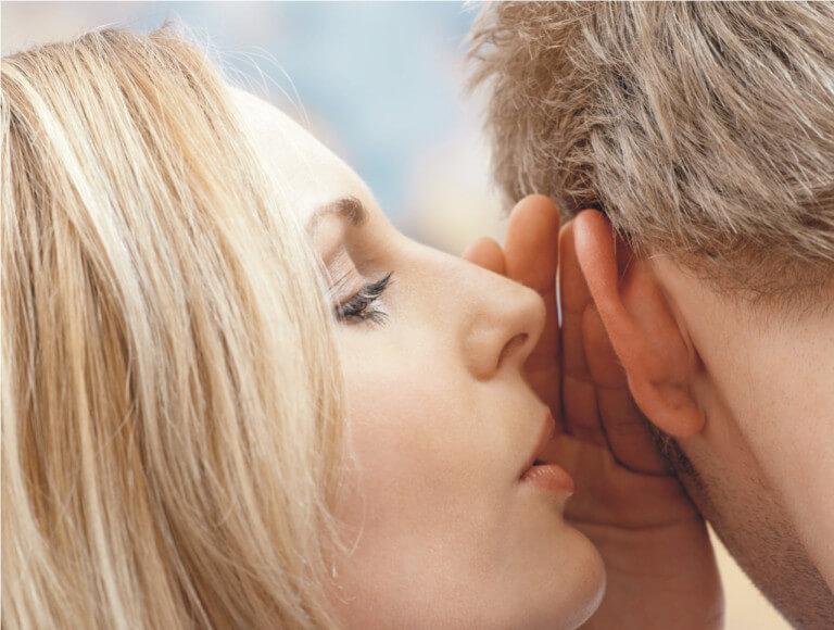 Нечаянный поцелуй