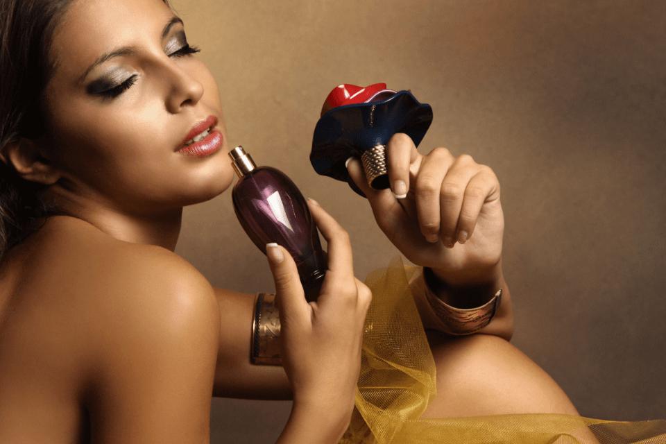 Запах и сексуальная притягательность