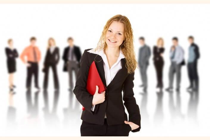 Организаторские способности женщины