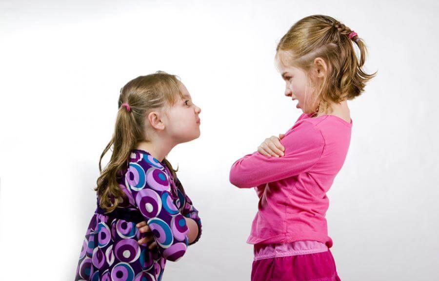 Конфликты между детьми