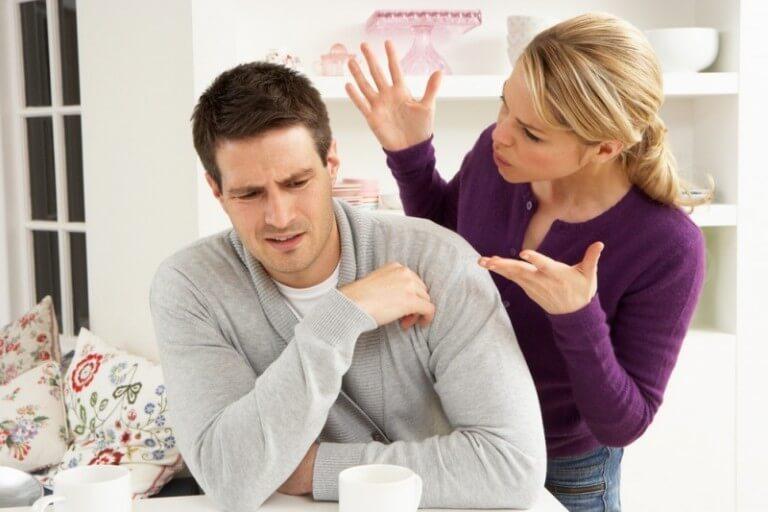 Кризис семейных отношений после 5 лел