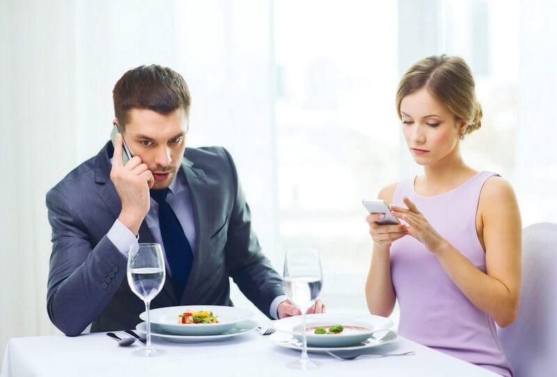 Привыкание в супругу