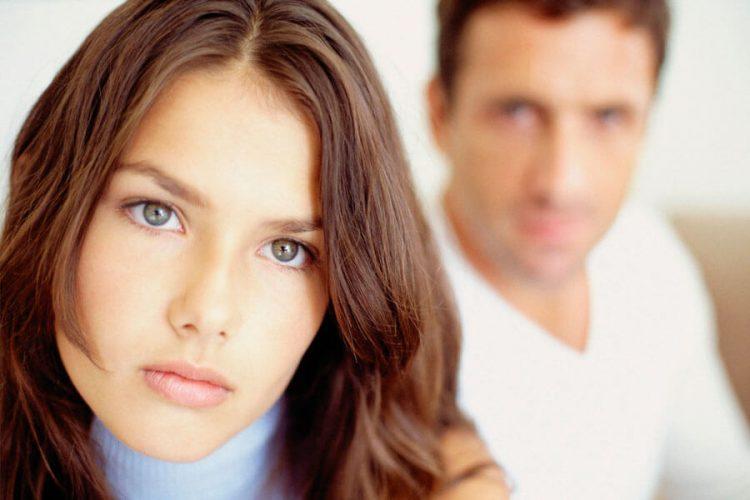 Молчаливая ревность жены