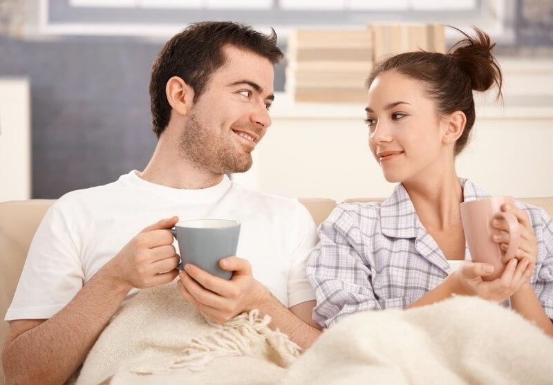 общения с мужем