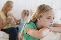 Детская ревность – как с ней бороться