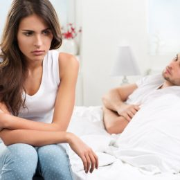 Кризис отношений: первого года семейной жизни