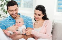 Отношения между мужчиной и женщиной с ребенком