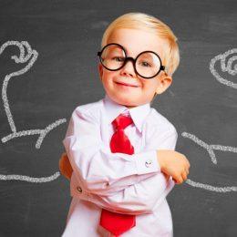 Самооценка ребенка: особенности формирования